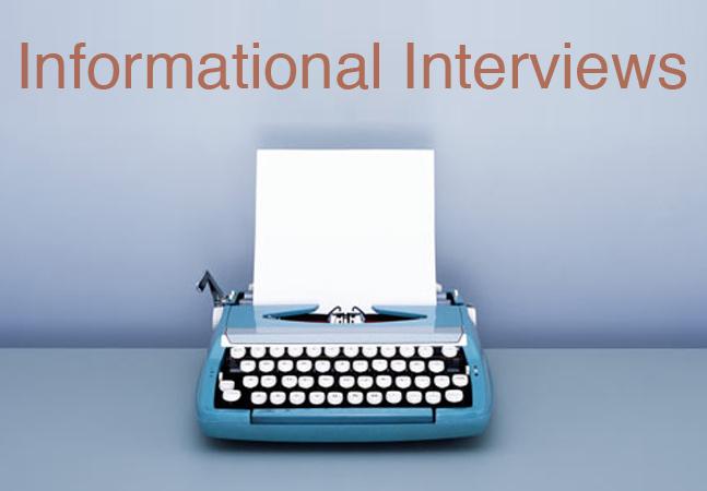 informational interviews questions